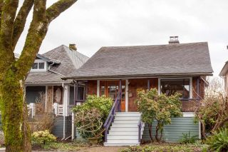 "Main Photo: 1956 E 13TH Avenue in Vancouver: Grandview VE House for sale in ""TROUT LAKE - COMMERCIAL DRIVE"" (Vancouver East)  : MLS® # R2239330"