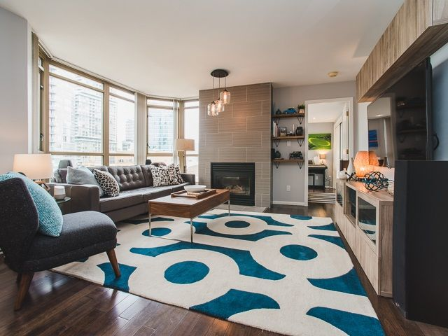 "Main Photo: 2106 867 HAMILTON Street in Vancouver: Downtown VW Condo for sale in ""Jardine's Lookout"" (Vancouver West)  : MLS® # R2246712"