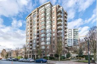 Main Photo: 506 170 W 1ST Street in North Vancouver: Lower Lonsdale Condo for sale : MLS®# R2264787