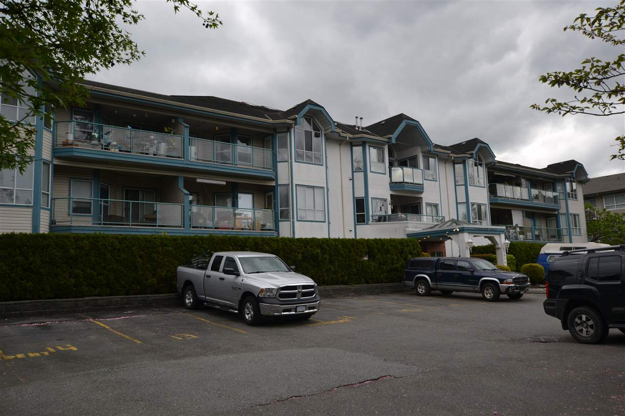 "Main Photo: 306 5646 200 Street in Langley: Langley City Condo for sale in ""The Cambridge"" : MLS®# R2263983"