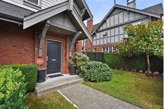 "Main Photo: 5639 WILLOW Street in Vancouver: Cambie Townhouse for sale in ""Willow"" (Vancouver West)  : MLS®# R2295640"