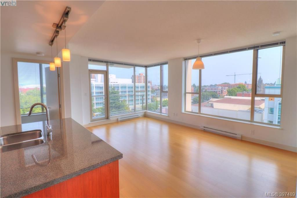 FEATURED LISTING: 806 - 760 Johnson St VICTORIA