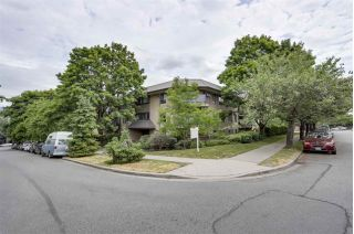 "Main Photo: 110 2150 BRUNSWICK Street in Vancouver: Mount Pleasant VE Condo for sale in ""MT. PLEASANT PLACE"" (Vancouver East)  : MLS®# R2309637"