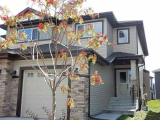 Main Photo: 2511 22 Avenue in Edmonton: Zone 30 House Half Duplex for sale : MLS®# E4132800