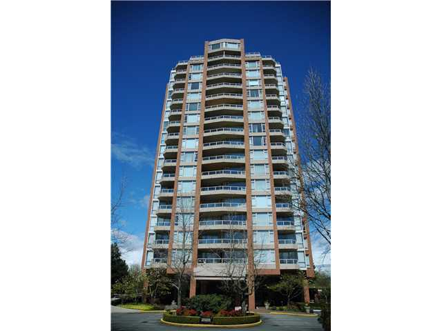"Main Photo: 806 4657 HAZEL Street in Burnaby: Forest Glen BS Condo for sale in ""LEXINGTON"" (Burnaby South)  : MLS® # V886292"