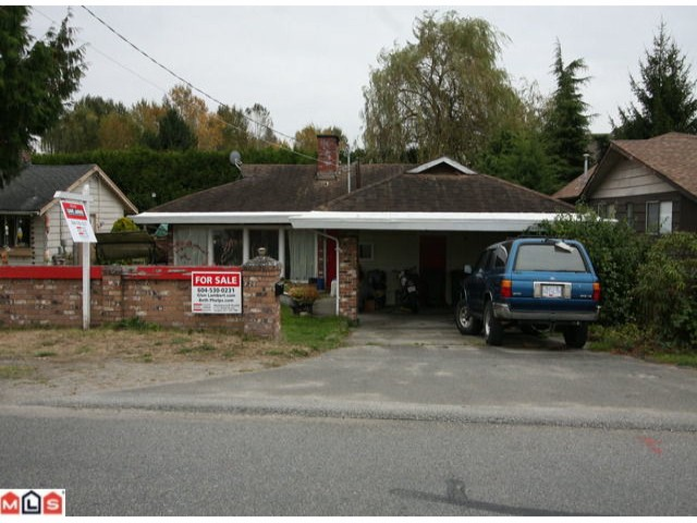 "Photo 2: 3068 MCBRIDE AV in Surrey: Crescent Bch Ocean Pk. House for sale in ""CRESCENT BEACH"" (South Surrey White Rock)  : MLS® # F1225339"