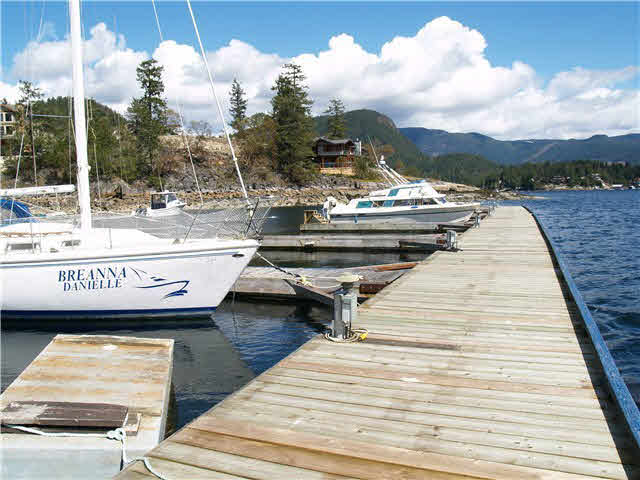 "Photo 14: Photos: SL 46 4622 SINCLAIR BAY Road in Pender Harbour: Pender Harbour Egmont Home for sale in ""farrington cove"" (Sunshine Coast)  : MLS® # V1036445"