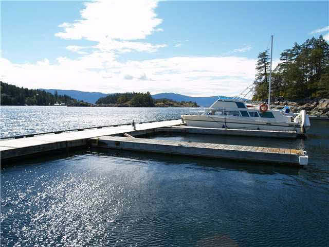 "Photo 12: Photos: SL 46 4622 SINCLAIR BAY Road in Pender Harbour: Pender Harbour Egmont Home for sale in ""farrington cove"" (Sunshine Coast)  : MLS®# V1036445"