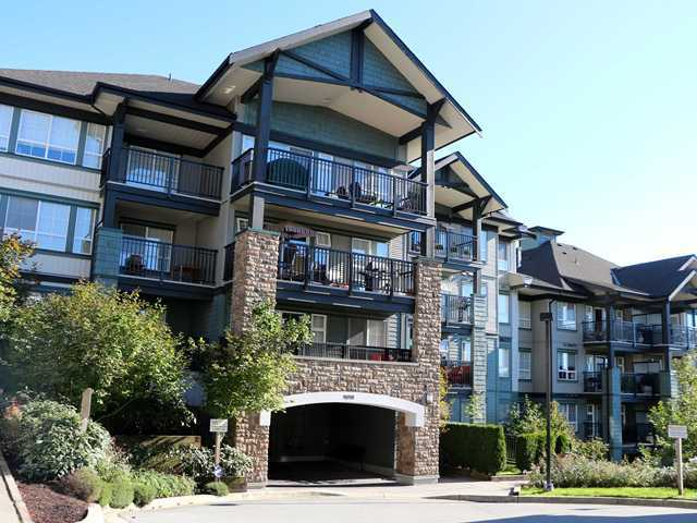 "Main Photo: # 519 9098 HALSTON CT in Burnaby: Government Road Condo for sale in ""SANDLEWOOD"" (Burnaby North)  : MLS® # V1040530"