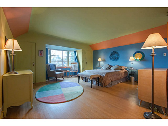 Photo 11: 411 SECOND Street in New Westminster: Queens Park House for sale : MLS(r) # V1051972
