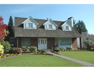"Main Photo: 46 COURTNEY Crescent in New Westminster: The Heights NW House for sale in ""THE HEIGHTS"" : MLS® # V1108693"