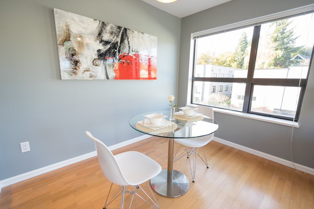 "Photo 5: 407 997 W 22ND Avenue in Vancouver: Cambie Condo for sale in ""THE CRESCENT"" (Vancouver West)  : MLS(r) # R2011235"