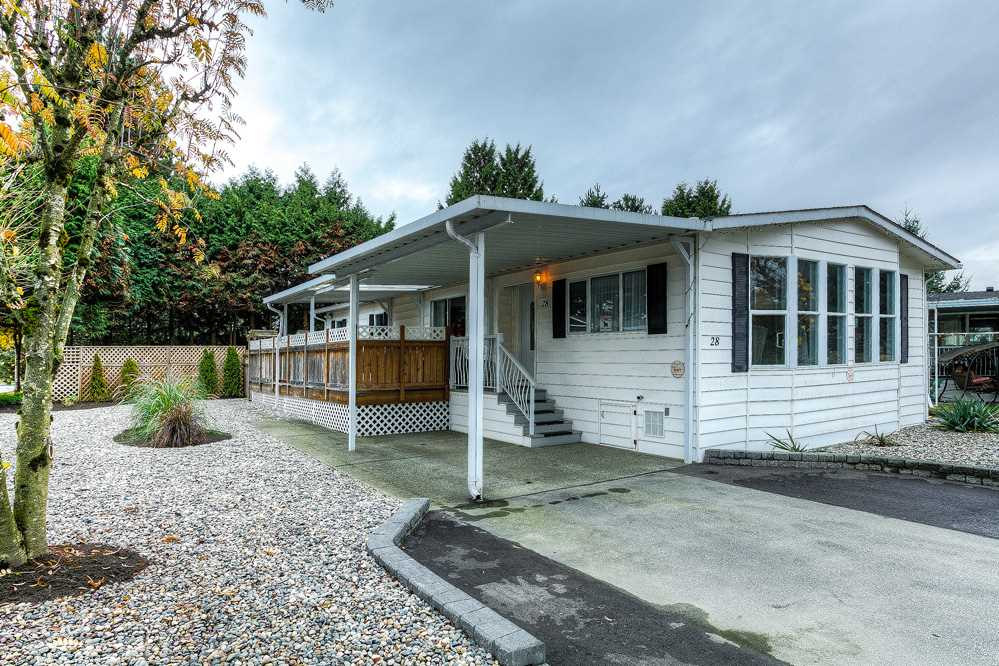 Photo 2: 28 145 KING EDWARD Street in Coquitlam: Maillardville Manufactured Home for sale : MLS® # R2014423