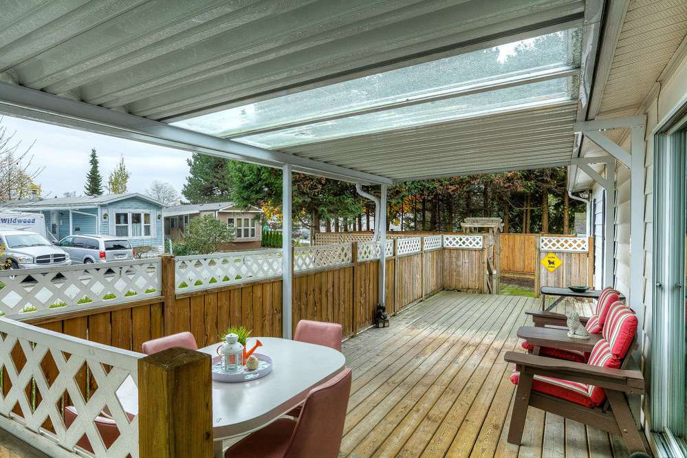 Photo 14: 28 145 KING EDWARD Street in Coquitlam: Maillardville Manufactured Home for sale : MLS® # R2014423