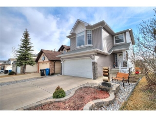 Main Photo: 16214 EVERSTONE Road SW in Calgary: Evergreen House for sale : MLS® # C4057405