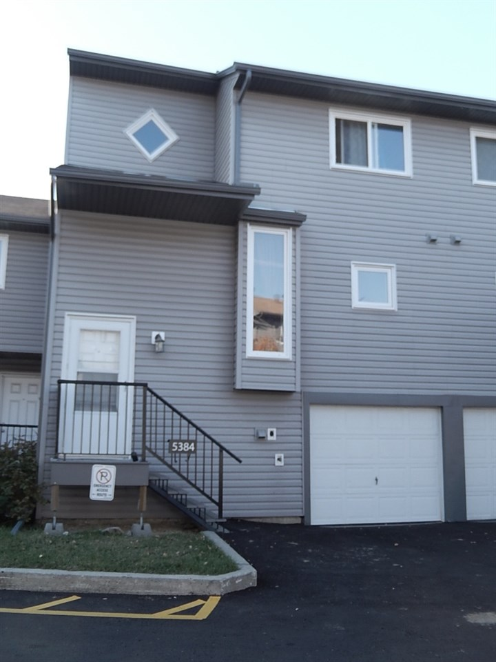 Main Photo: 5384 38A Avenue NW in Edmonton: Zone 29 Townhouse for sale : MLS® # E4019217