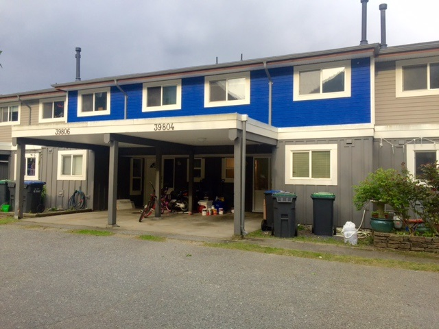 "Main Photo: 39804 NO NAME Road in Squamish: Northyards Townhouse for sale in ""MOUNTAIN MEWS"" : MLS® # R2070436"