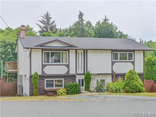 Main Photo: 2355 Galena Road in SOOKE: Sk Broomhill Single Family Detached for sale (Sooke)  : MLS®# 365999