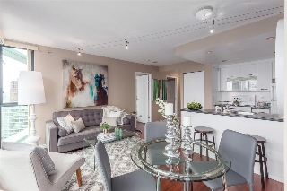 "Main Photo: 3008 1331 W GEORGIA Street in Vancouver: Coal Harbour Condo for sale in ""THE POINTE"" (Vancouver West)  : MLS®# R2079446"