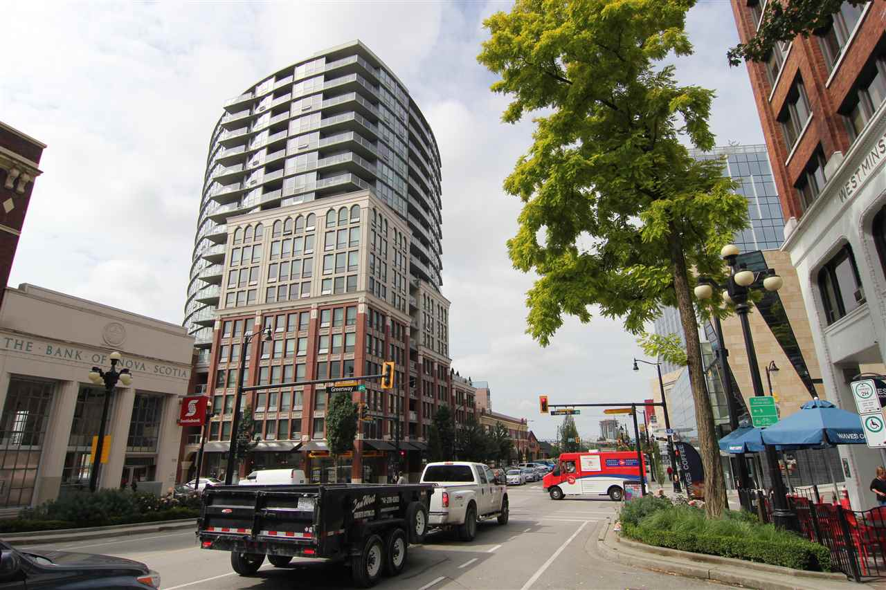 "Main Photo: 1003 14 BEGBIE Street in New Westminster: Quay Condo for sale in ""INTERURBAN"" : MLS® # R2084527"