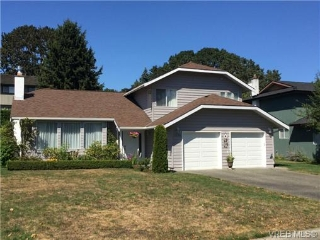 Main Photo: 1536 Palahi Place in VICTORIA: SE Mt Doug Single Family Detached for sale (Saanich East)  : MLS® # 368428