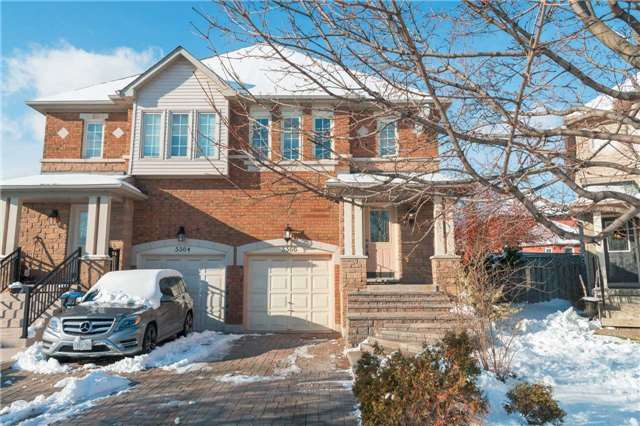 Main Photo: 5366 Byford Place in Mississauga: Hurontario House (2-Storey) for sale : MLS® # W3673697