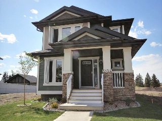 Main Photo: 5134 Corvette Street in Edmonton: Zone 27 House for sale : MLS(r) # E4046178