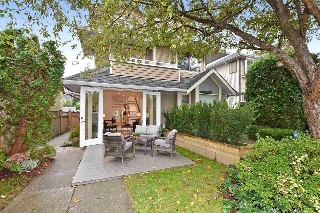 Main Photo: 3236 W 7TH Avenue in Vancouver: Kitsilano House 1/2 Duplex for sale (Vancouver West)  : MLS® # R2129886