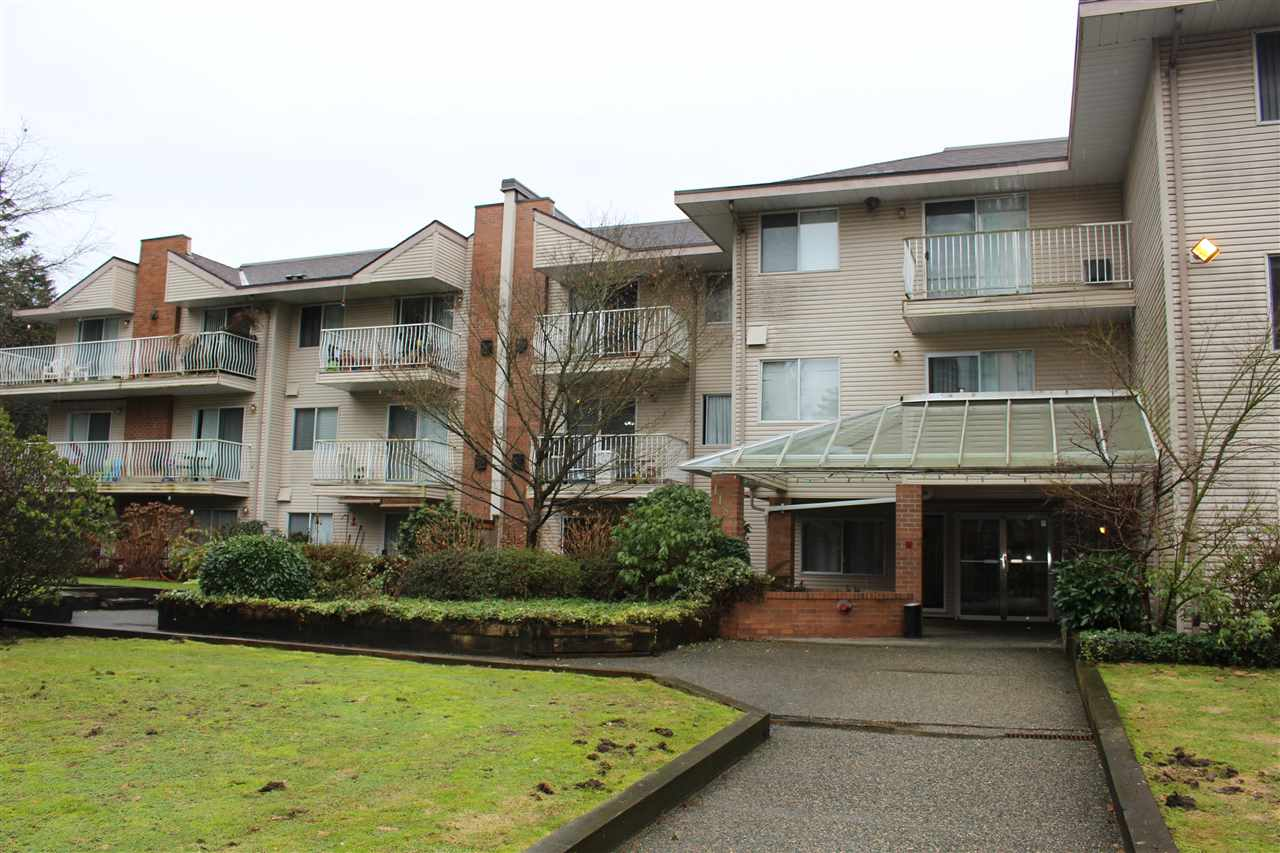 "Main Photo: 205 1187 PIPELINE Road in Coquitlam: New Horizons Condo for sale in ""PINE COURT"" : MLS® # R2140413"