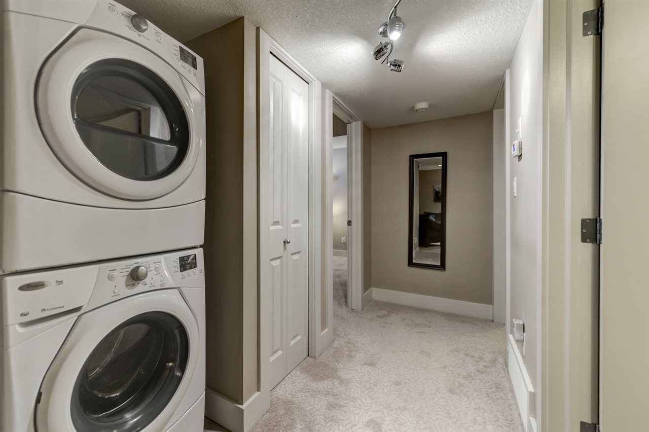 Washer and dryer for your legal basement suite