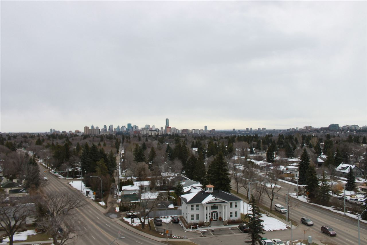 Main Photo: 1015 13910 STONY PLAIN Road in Edmonton: Zone 11 Condo for sale : MLS(r) # E4059594