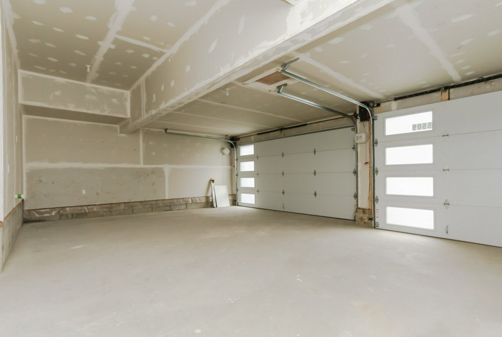 Triple Garage with In Floor Heating & Wired for Sound