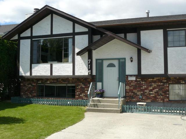 Main Photo: 714 ROBSON DRIVE in : Sahali House for sale (Kamloops)  : MLS(r) # 141003