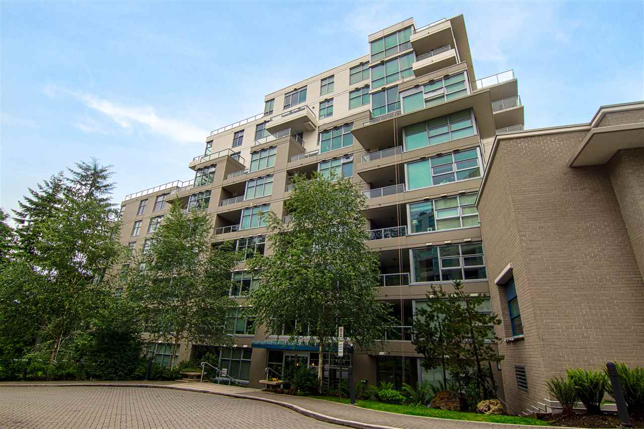 Main Photo: 702 9262 UNIVERSITY Crescent in Burnaby: Simon Fraser Univer. Condo for sale (Burnaby North)  : MLS(r) # R2178516
