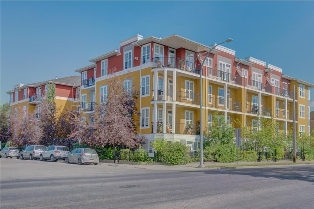 Main Photo: 314 208 HOLY CROSS Lane SW in Calgary: Mission Condo for sale : MLS® # C4125707