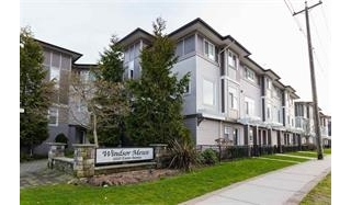 "Main Photo: 47 1010 EWEN Avenue in New Westminster: Queensborough Townhouse for sale in ""WINDSOR MEWS"" : MLS® # R2183779"