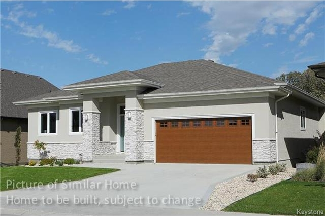 Main Photo: 67 Bankfield Crescent in Winnipeg: Bridgwater Trails Residential for sale (1R)  : MLS® # 1718734