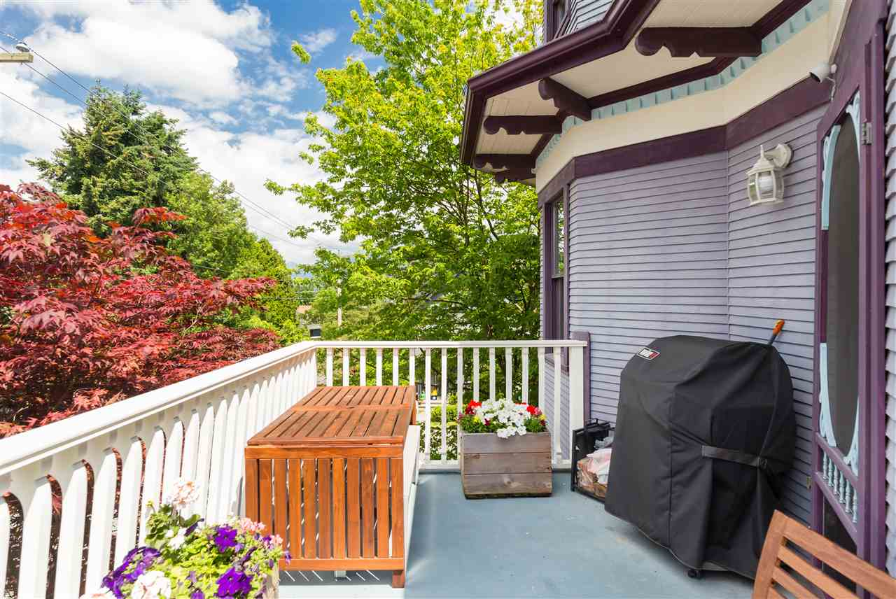 Photo 12: B 608 SALSBURY DRIVE in Vancouver: Hastings House 1/2 Duplex for sale (Vancouver East)  : MLS® # R2173913