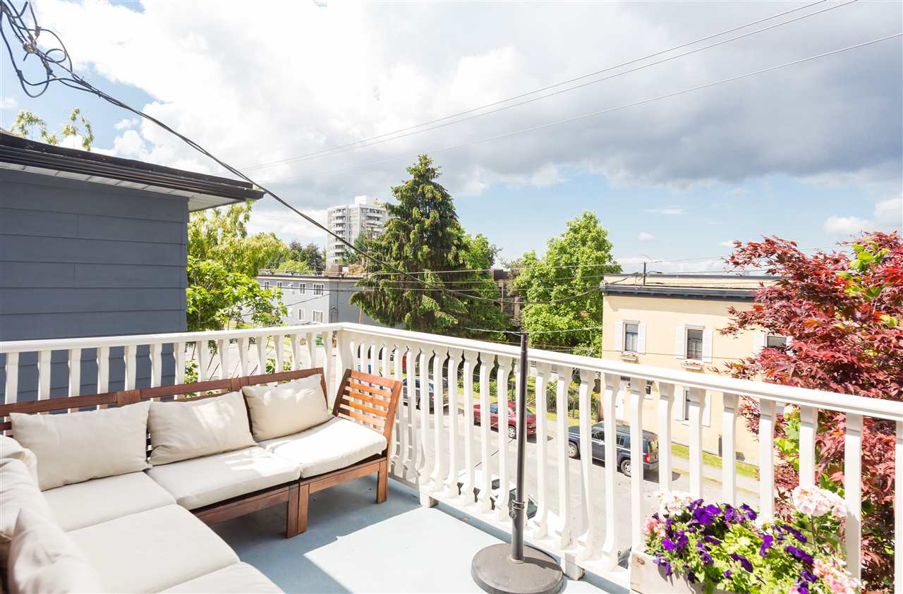 Photo 11: B 608 SALSBURY DRIVE in Vancouver: Hastings House 1/2 Duplex for sale (Vancouver East)  : MLS(r) # R2173913