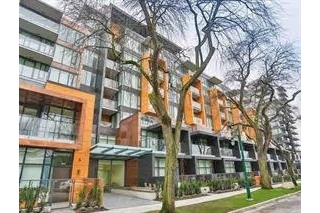 Main Photo: 811 8488 CORNISH Street in Vancouver: S.W. Marine Condo for sale (Vancouver West)  : MLS® # R2195771