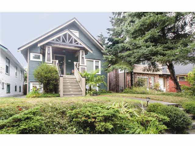 Main Photo: 183 W 20th Ave. in Vancouver: Cambie House for sale (Vancouver West)  : MLS® # V1142176