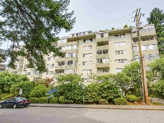 Main Photo: 606 1425 ESQUIMALT AVENUE in West Vancouver: Ambleside Condo for sale : MLS® # R2194722