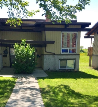 Main Photo: 246 Richfield Road in Edmonton: Zone 29 Townhouse for sale : MLS® # E4078661