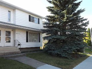 Main Photo: 8741 92 Avenue in Edmonton: Zone 18 House Half Duplex for sale : MLS® # E4084741