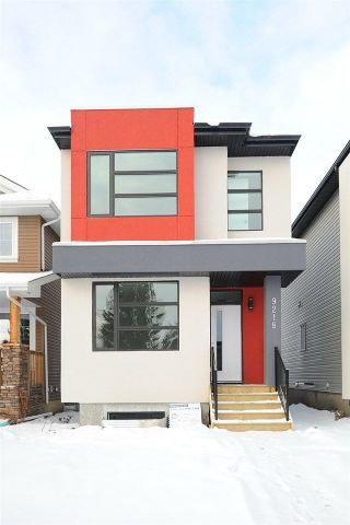 Main Photo: 9218 154 Street in Edmonton: Zone 22 House for sale : MLS® # E4086594