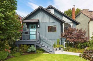 "Main Photo: 4133 W 11TH Avenue in Vancouver: Point Grey House for sale in ""POINT GREY"" (Vancouver West)  : MLS® # R2218882"