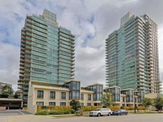 Main Photo: 1806 2200 DOUGLAS Road in Burnaby: Brentwood Park Condo for sale (Burnaby North)  : MLS® # R2236450