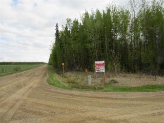 Main Photo: 53518 R.Rd. 35 R. Rd.35: Rural Lac Ste. Anne County Rural Land/Vacant Lot for sale : MLS®# E4101287