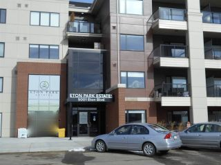 Main Photo: 107 5001 Eton Boulevard: Sherwood Park Condo for sale : MLS®# E4105813