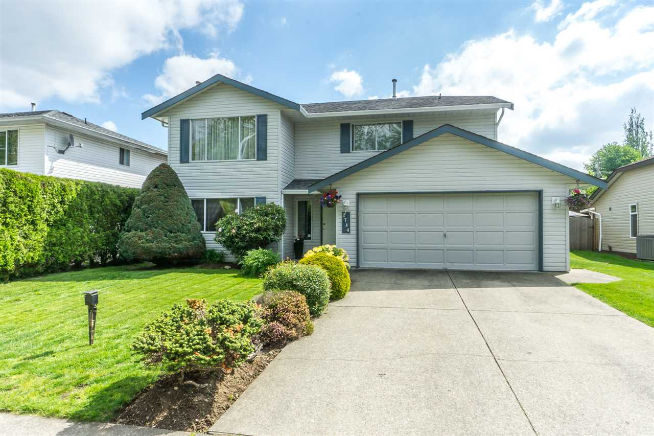 Main Photo: 2744 MITCHELL Street in Abbotsford: Abbotsford West House for sale : MLS®# R2267875
